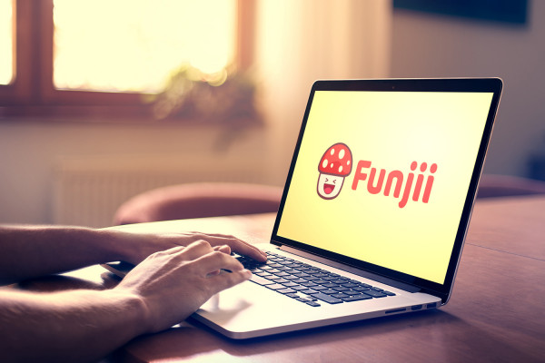 Sample branding #1 for Funjii