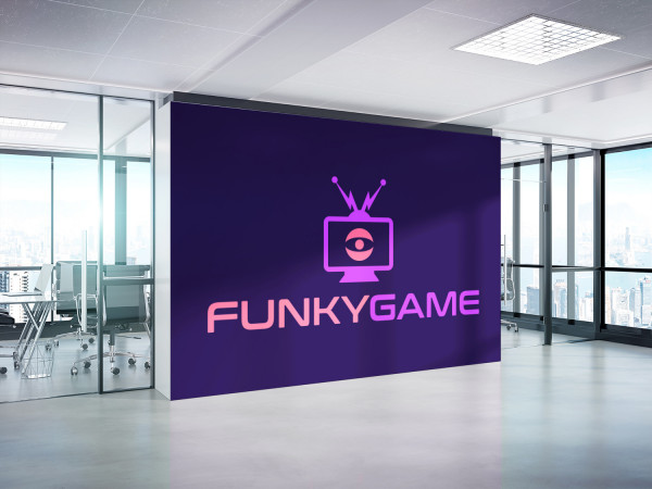 Sample branding #2 for Funkygame