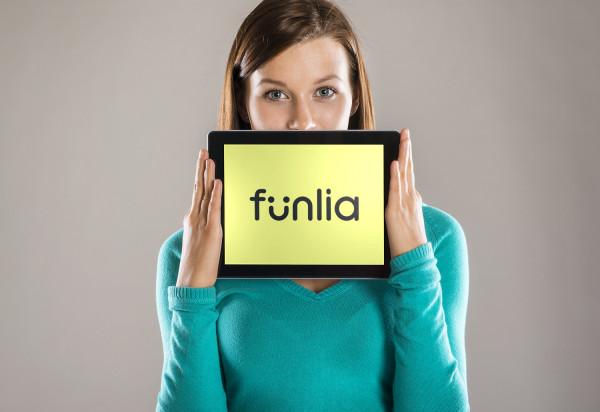 Sample branding #1 for Funlia