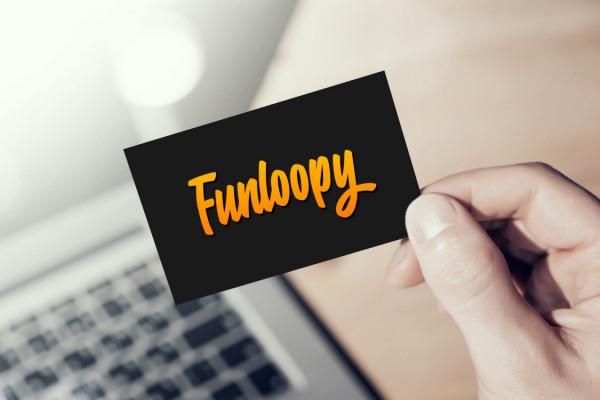 Sample branding #3 for Funloopy