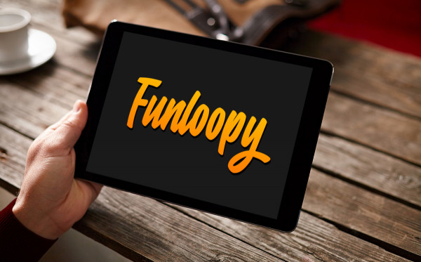 Sample branding #1 for Funloopy
