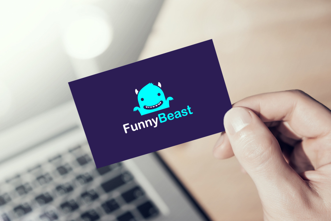 Sample branding #3 for Funnybeast
