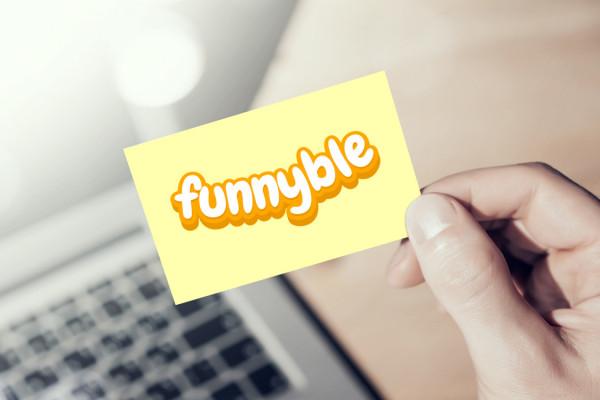 Sample branding #3 for Funnyble