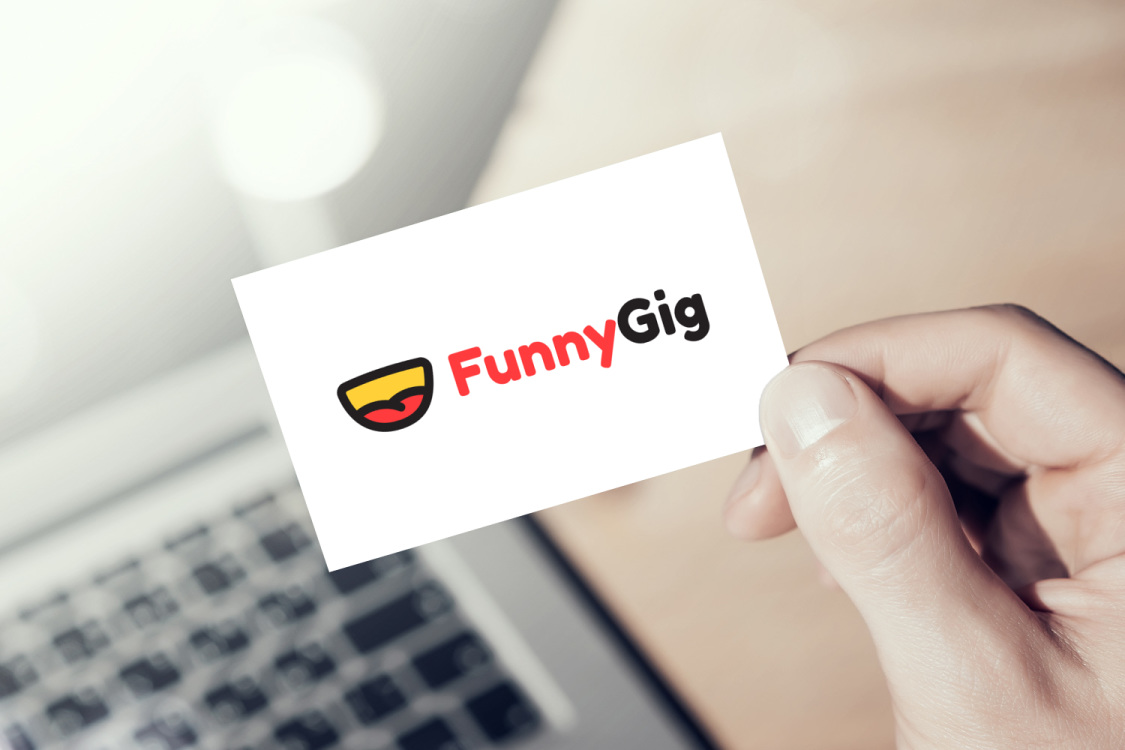 Sample branding #3 for Funnygig