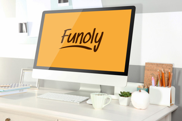 Sample branding #2 for Funoly