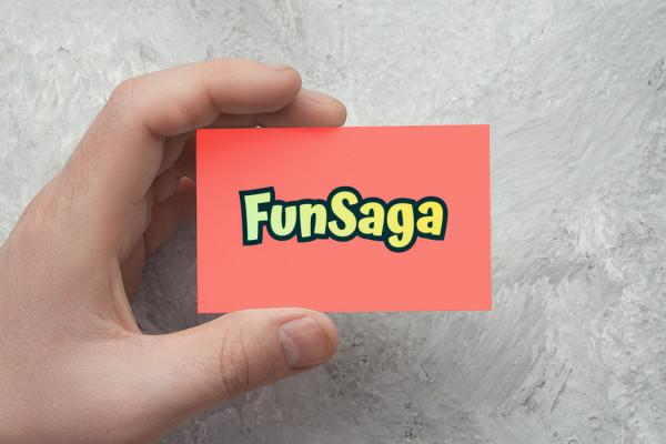 Sample branding #2 for Funsaga