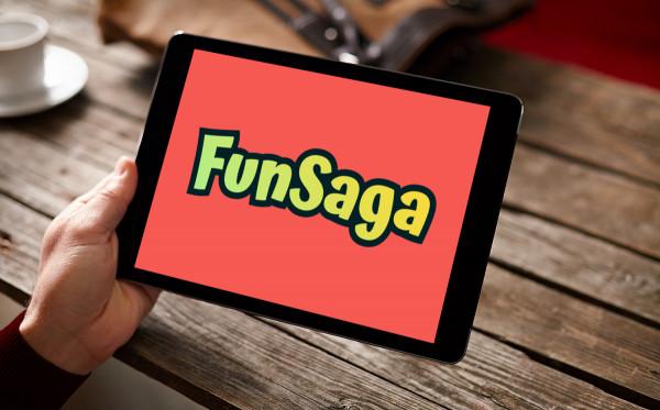 Sample branding #1 for Funsaga