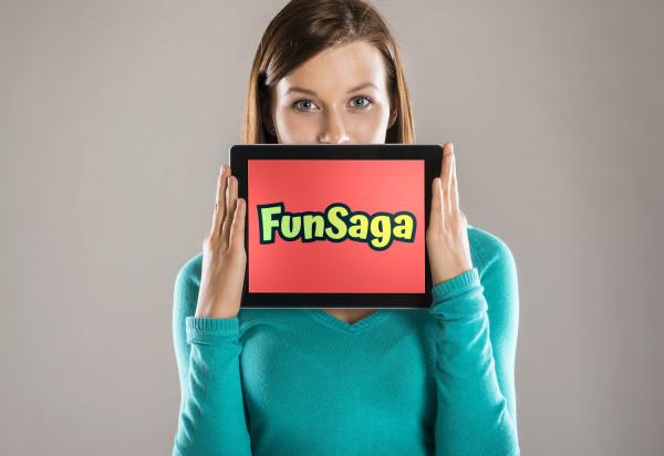 Sample branding #3 for Funsaga