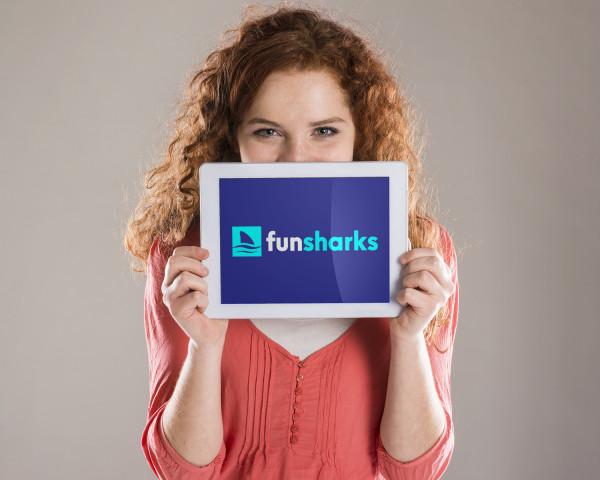 Sample branding #2 for Funsharks
