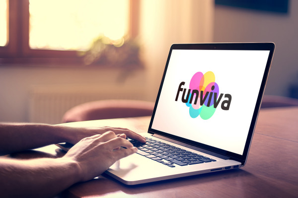 Sample branding #2 for Funviva