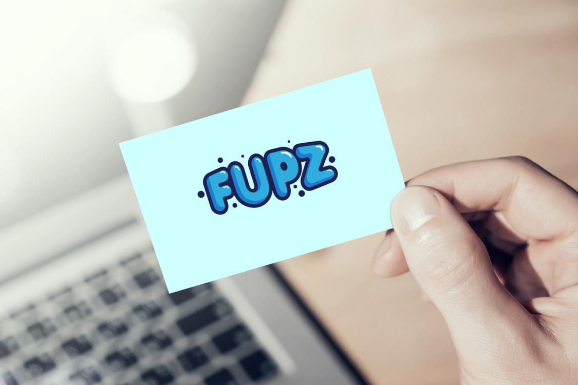 Sample branding #1 for Fupz