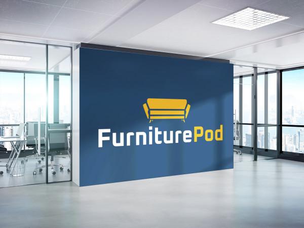 Sample branding #3 for Furniturepod