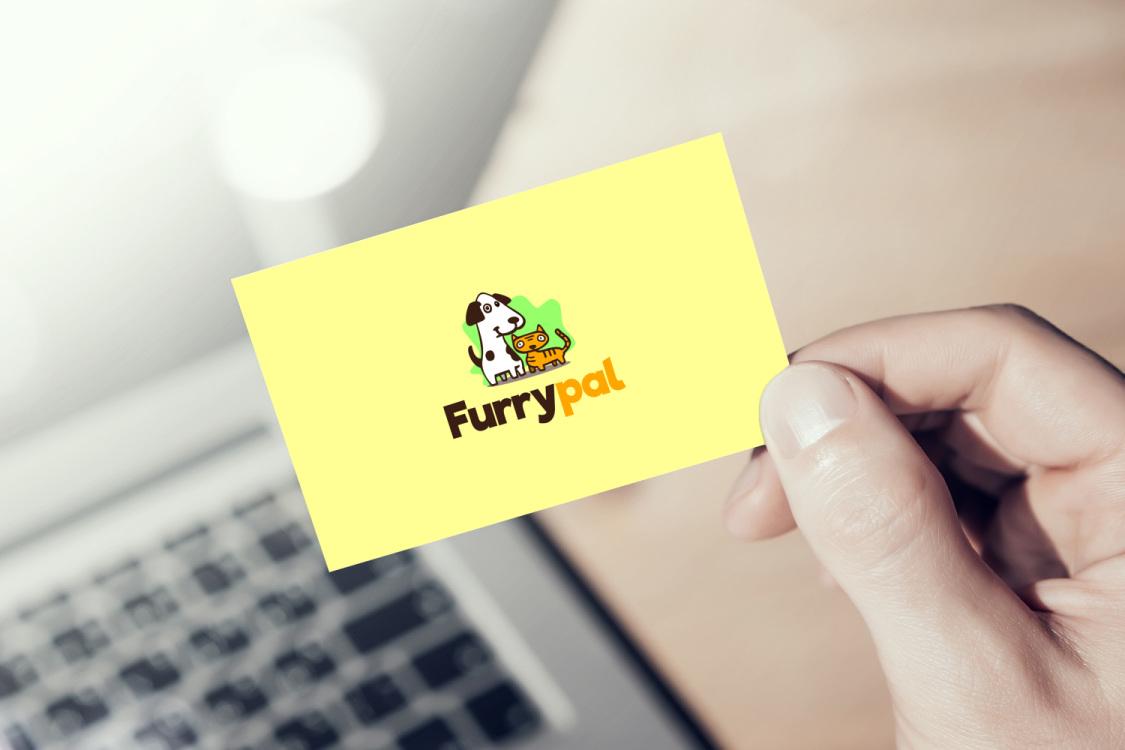 Sample branding #3 for Furrypal