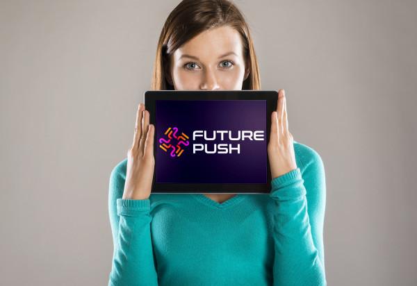 Sample branding #2 for Futurepush