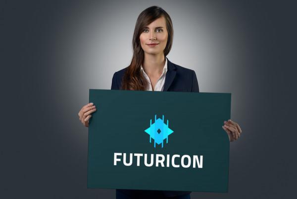 Sample branding #2 for Futuricon