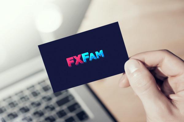 Sample branding #3 for Fxfam