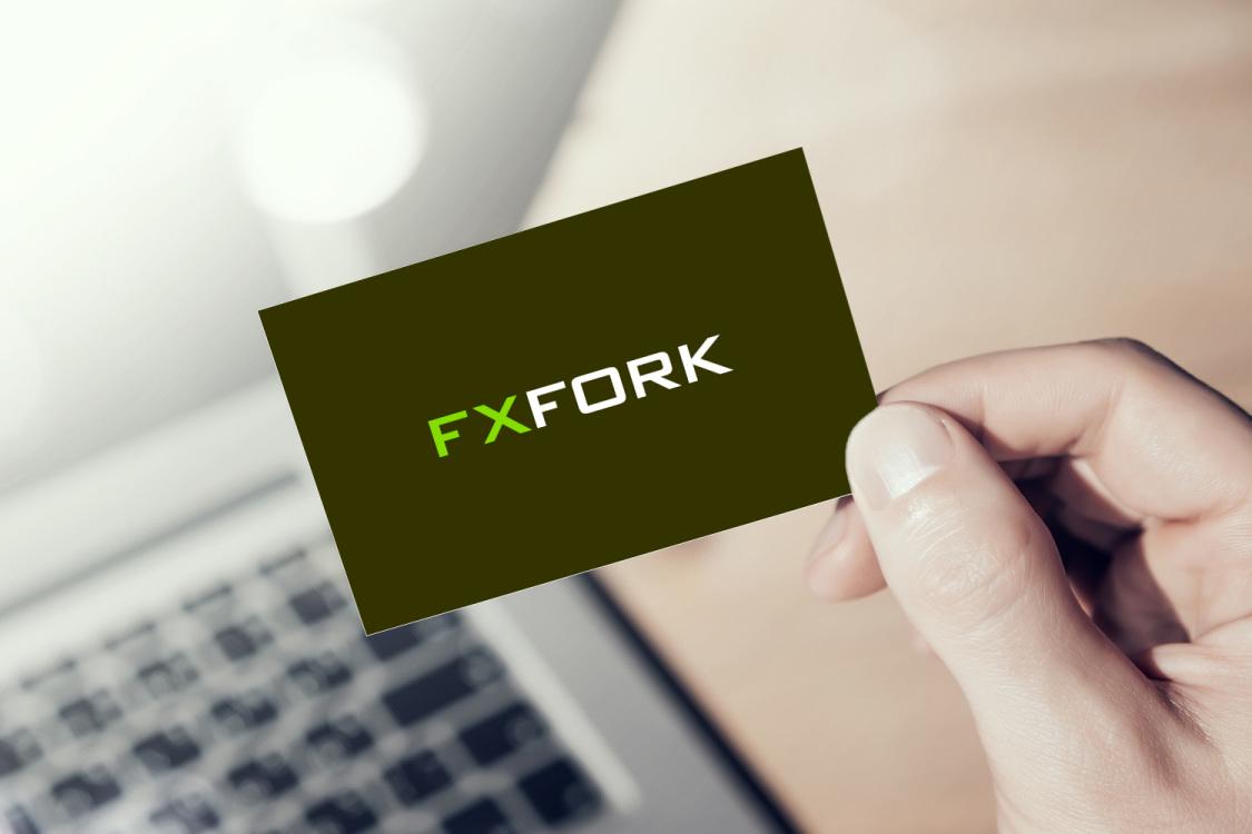 Sample branding #1 for Fxfork