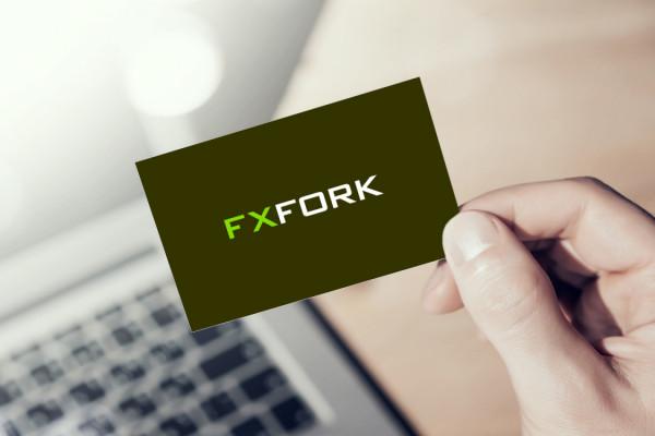 Sample branding #3 for Fxfork