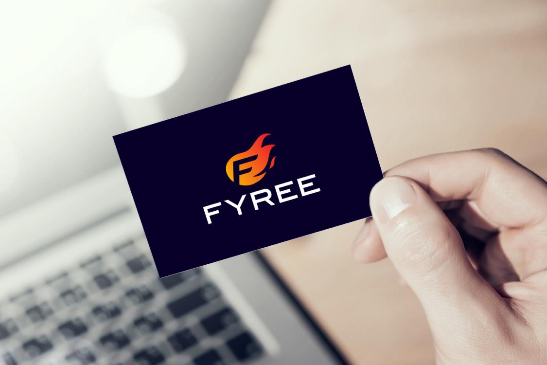 Sample branding #2 for Fyree