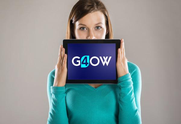 Sample branding #1 for G4ow