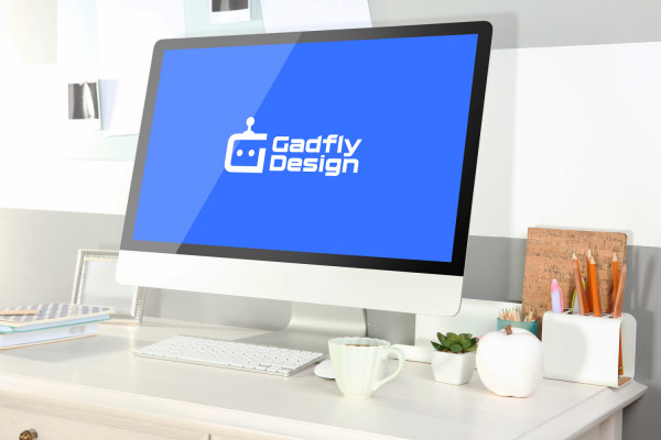 Sample branding #1 for Gadflydesign