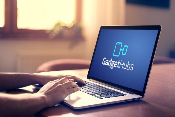 Sample branding #2 for Gadgethubs