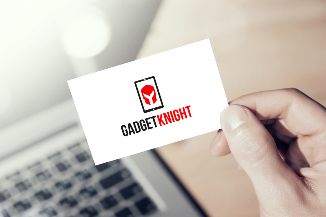 Sample branding #3 for Gadgetknight