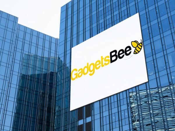 Sample branding #2 for Gadgetsbee