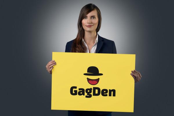 Sample branding #1 for Gagden