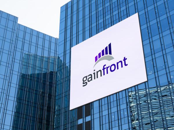 Sample branding #2 for Gainfront