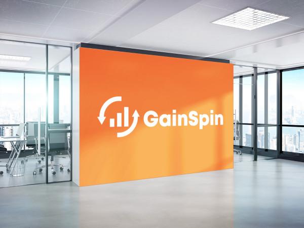 Sample branding #1 for Gainspin