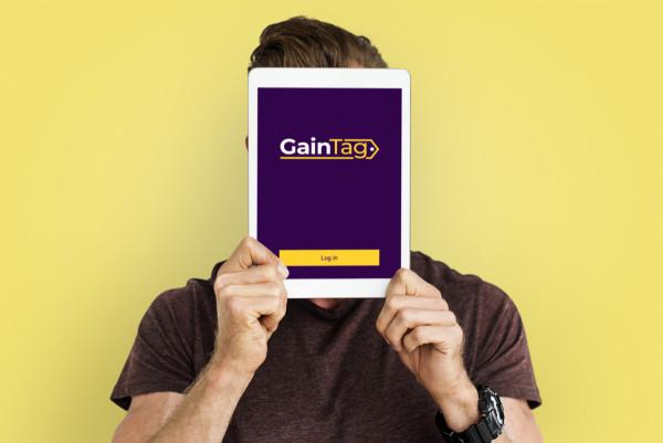Sample branding #2 for Gaintag