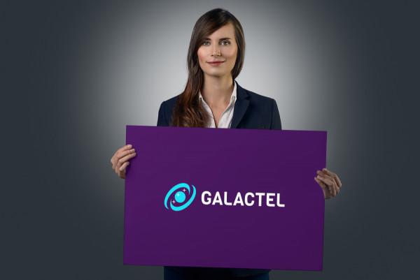 Sample branding #1 for Galactel