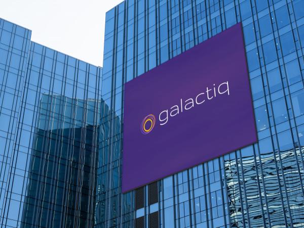 Sample branding #1 for Galactiq