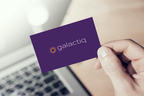Sample branding #3 for Galactiq