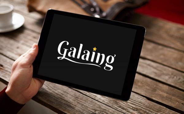 Sample branding #3 for Galaing