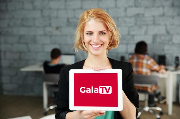 Sample branding #3 for Galatv