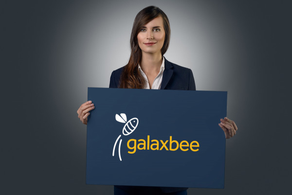 Sample branding #3 for Galaxbee