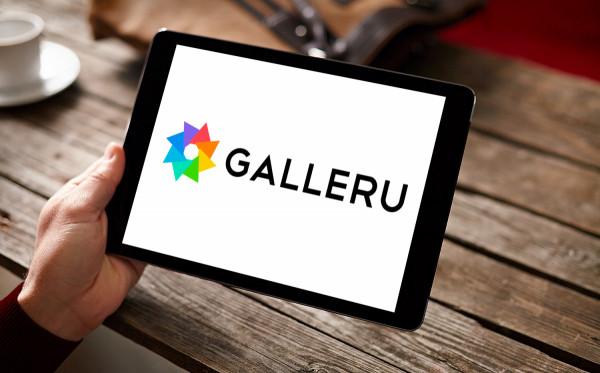 Sample branding #1 for Galleru