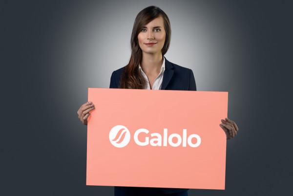 Sample branding #1 for Galolo