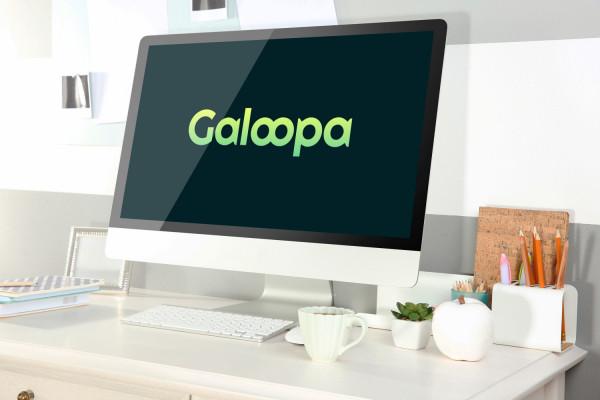 Sample branding #2 for Galoopa