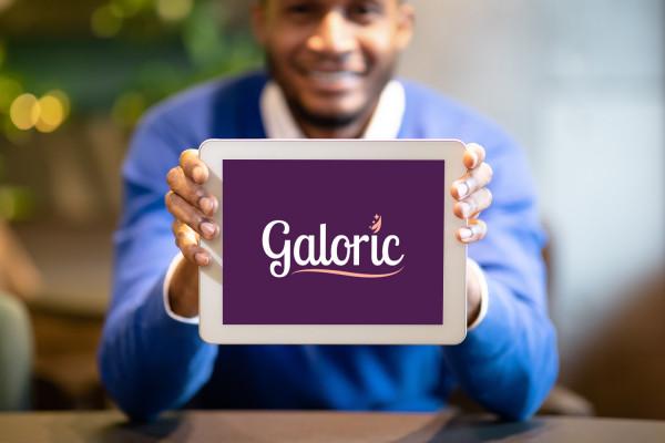 Sample branding #2 for Galoric