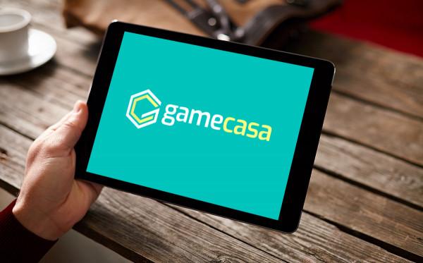 Sample branding #3 for Gamecasa