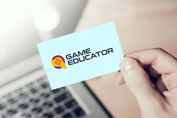 Sample branding #2 for Gameeducator