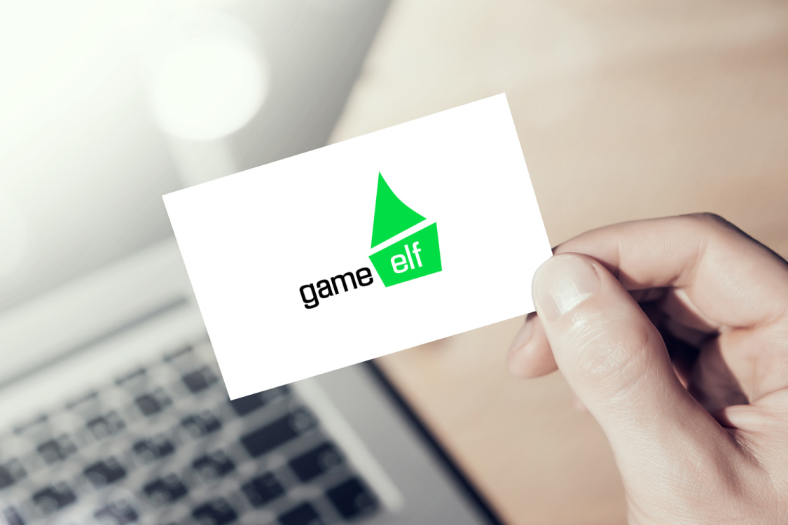 Sample branding #2 for Gameelf