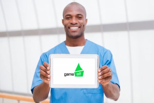 Sample branding #3 for Gameelf