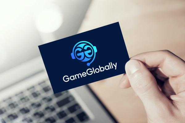 Sample branding #3 for Gameglobally