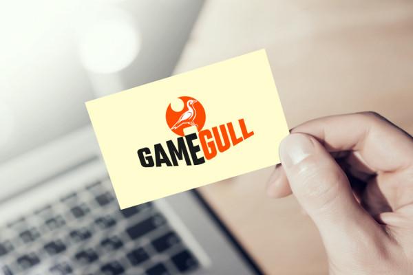 Sample branding #2 for Gamegull