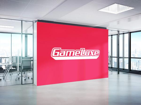 Sample branding #1 for Gameluxe
