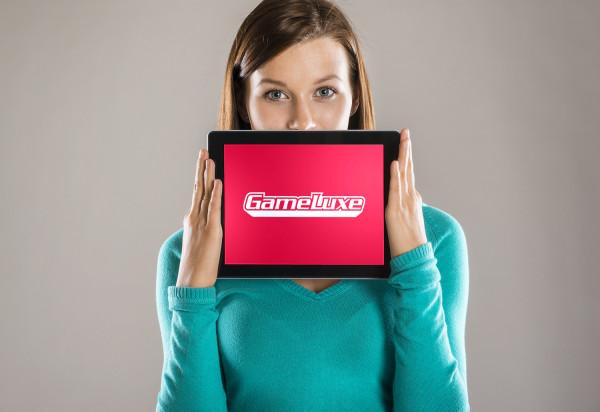 Sample branding #2 for Gameluxe
